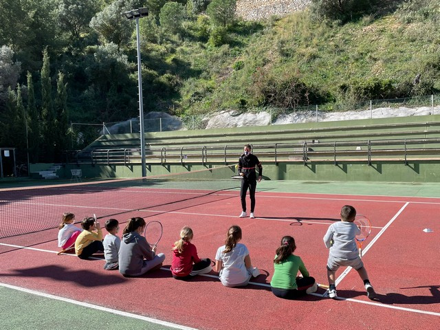 Semana blanca tenis